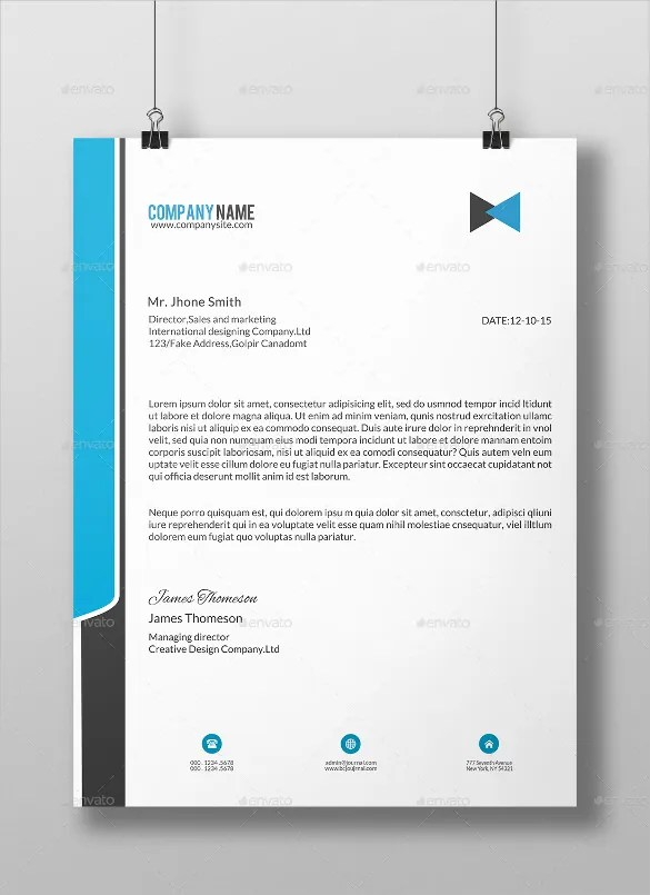 Letter Template Free Notarized