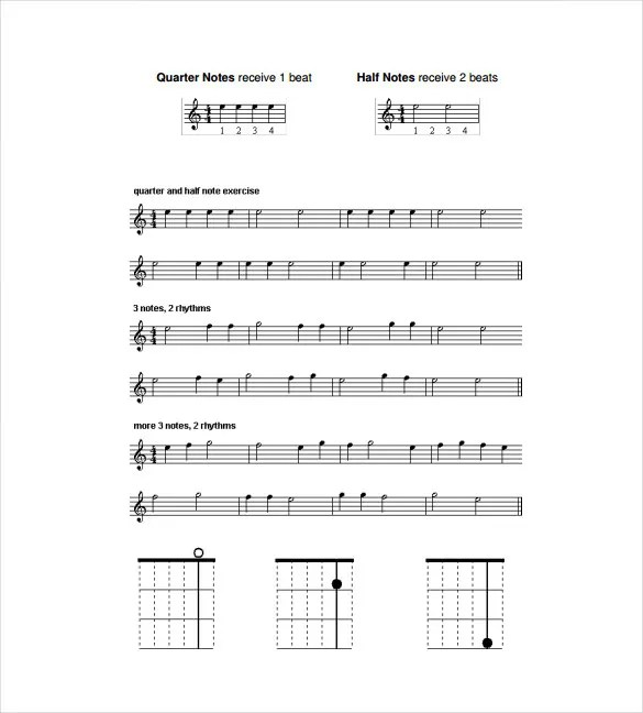 Guitar guitar tablature maker : Guitar : guitar tablature paper template Guitar Tablature Paper or ...