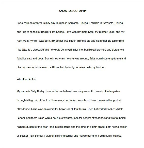 essay about the best in me