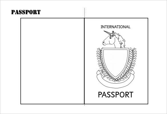 Us Passport Picture Template. photoshop passport photo template v1 ...