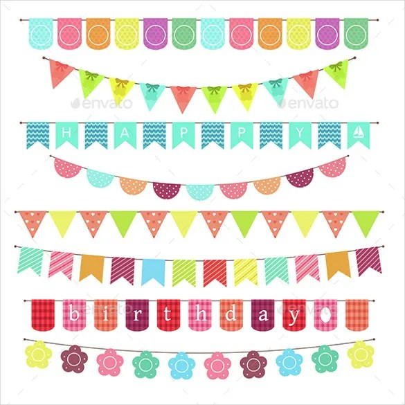 22 Birthday Banner Templates Free Sample Example Format