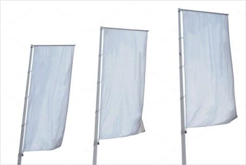Marketing Sample Blank Banner Template