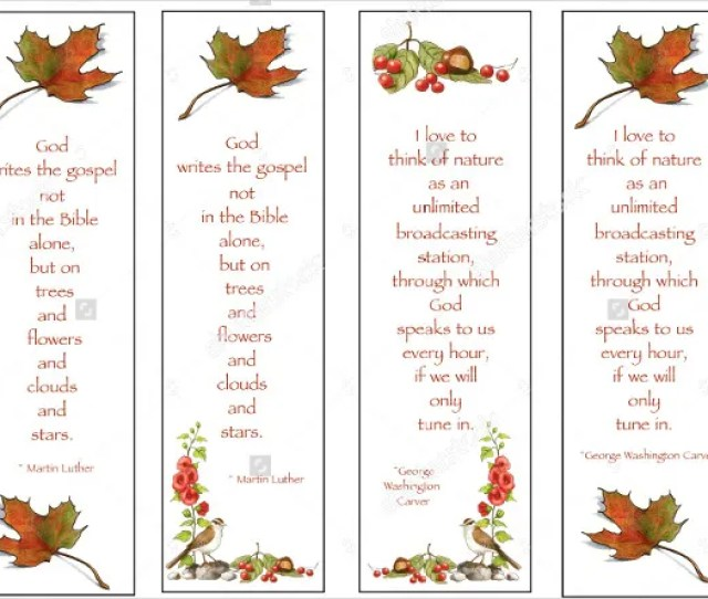 Bookmark Template Christian Last Will And Testament Profit And