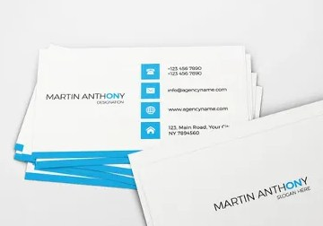 HD Decor Images » Business Card   50  Free PSD  AI  Vector EPS Format Download   Free     Simple Business Card Template  simple business  Download