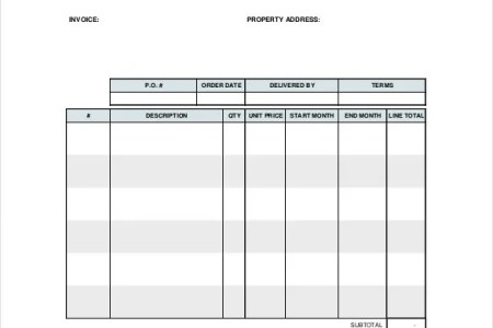 Best Free Templates 2019 » free printable billing statement template ...