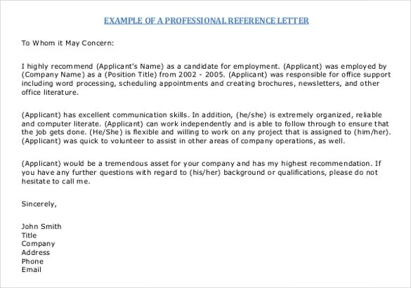 Images Of Job Reference Letter Template Uk Free Letter Sample Download