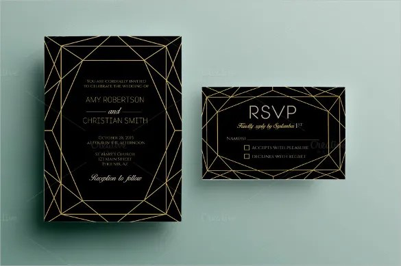 Wedding Place Cards You Can Print For Free The Balance Get Over 1 400 Invitation Templates All From Our Global Munity Of Graphic Designers