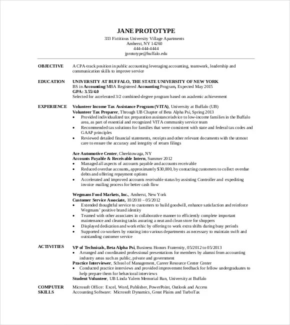 Show Free Resume Samples. Functional Sample Resume Show Me Resume