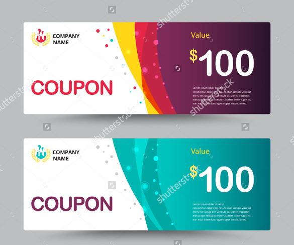 28 Gift Coupon Templates PSD Ai Word Free Amp Premium Templates