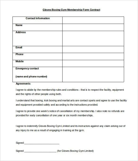 Download Teen Center Membership Form 75