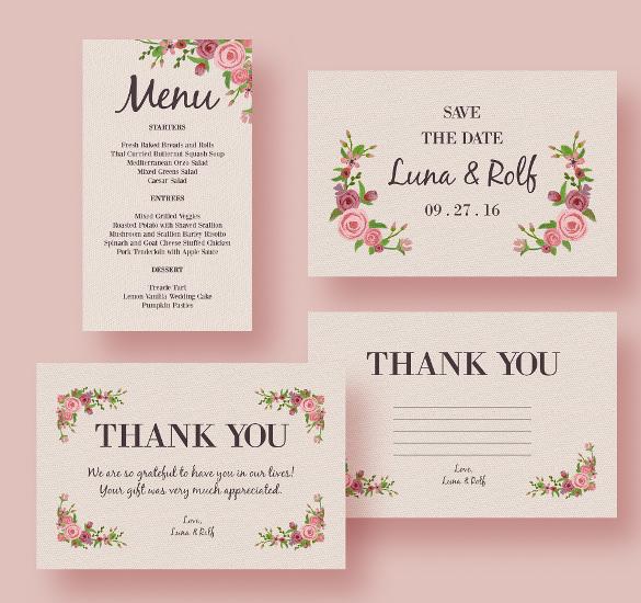 wedding invitation template publisher