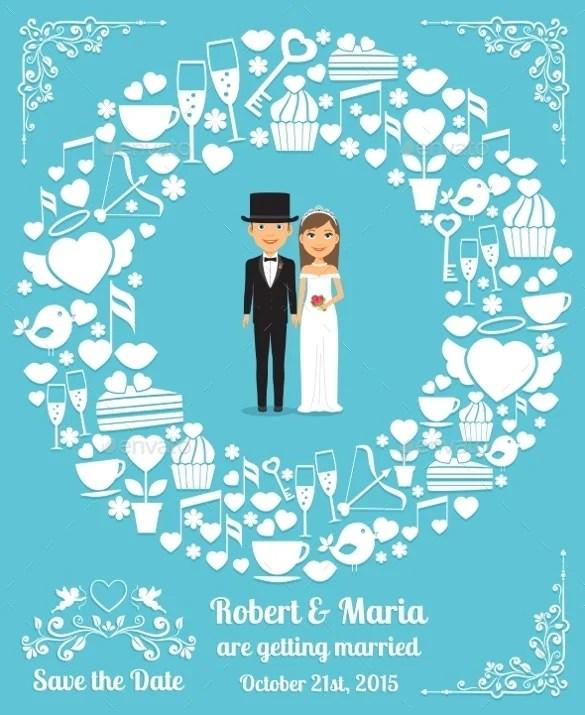 Sle Wedding Card Design