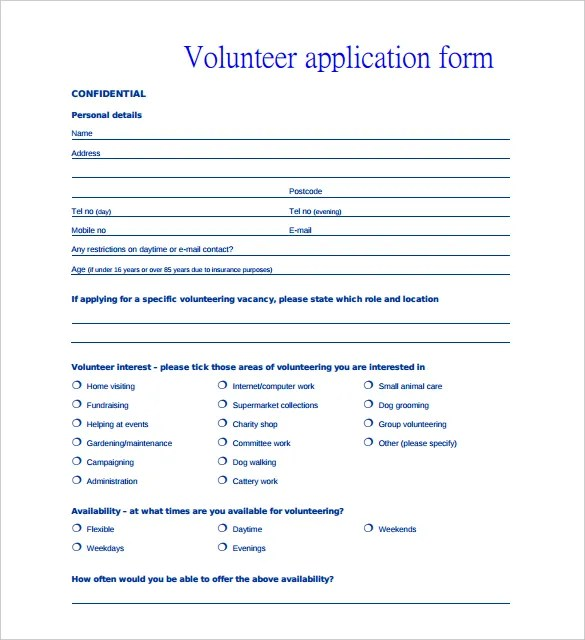 Volunteer Templates. education world volunteer letter template ...