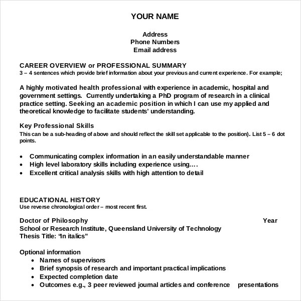 resume writing template sample resume template cover letter and