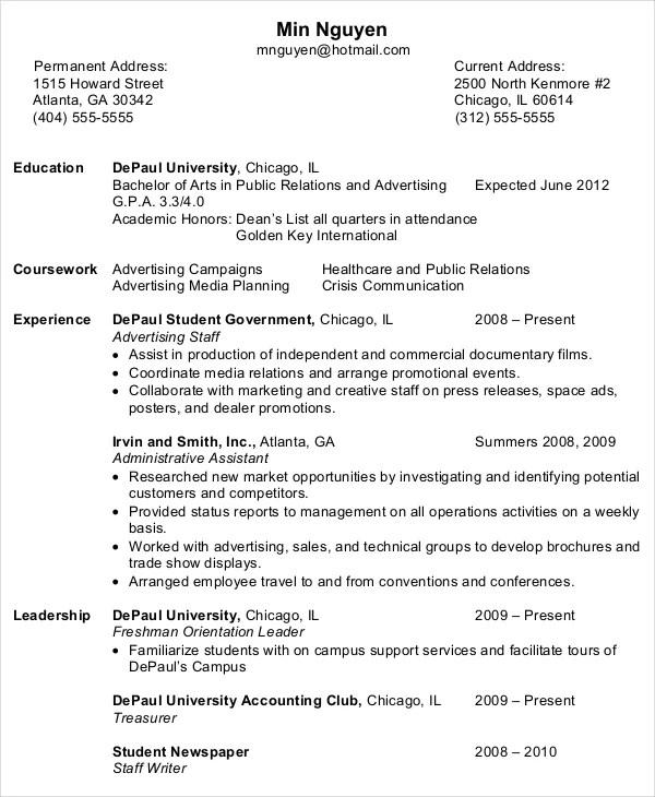 Entry Level Lecturer Resume. Resume Sample Entry Level Resume