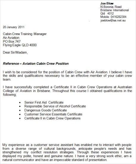 flight instructor resume sample cover letter examples 1 letter