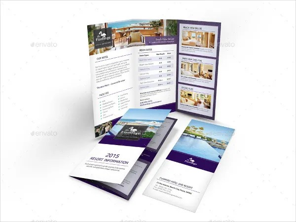 19 Resort Brochure Template AI PSD Google Docs Apple Pages Free Amp Premium Templates