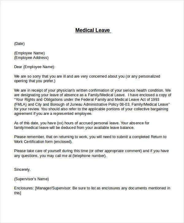Leave Template leave request form template sample change request – Example of Leave Form