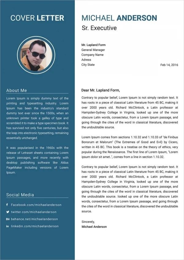Basic Cover Letter Templates