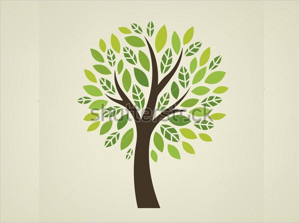 17 Tree Vectors Free PSD AI Vector EPS Format