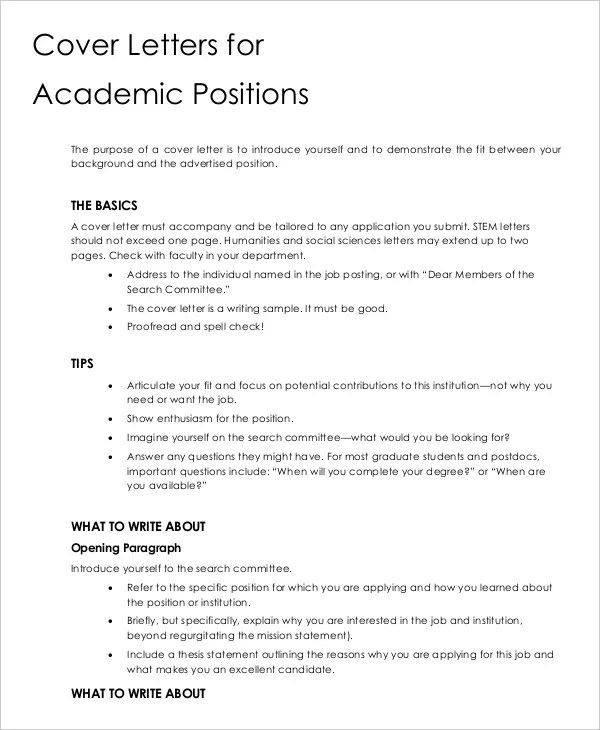 Publish Academic Enclosed Resume Sle Cover Letter For Adjunct Faculty Position Best Way To Write Your