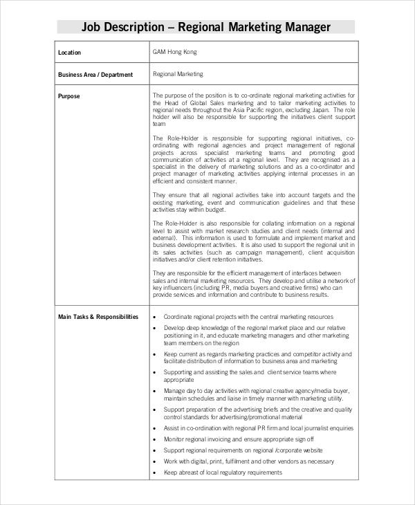 Marketing Coordinator Job Descriptions And Duties