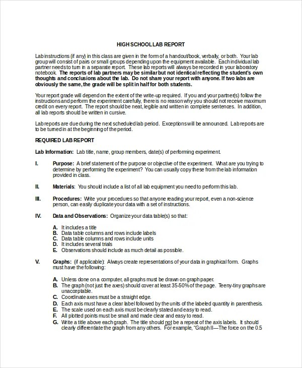 Microbiology unknown lab report sample