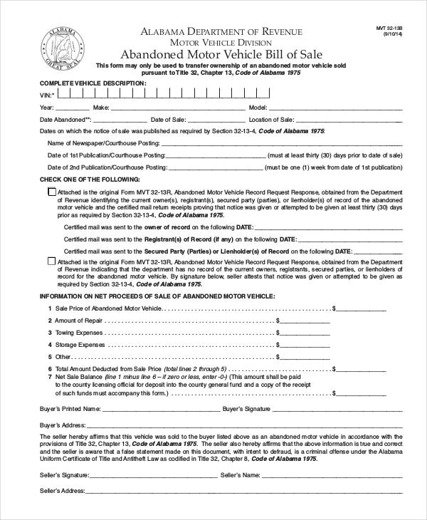 Alabama motor vehicle registration form for Motor vehicle department phone number