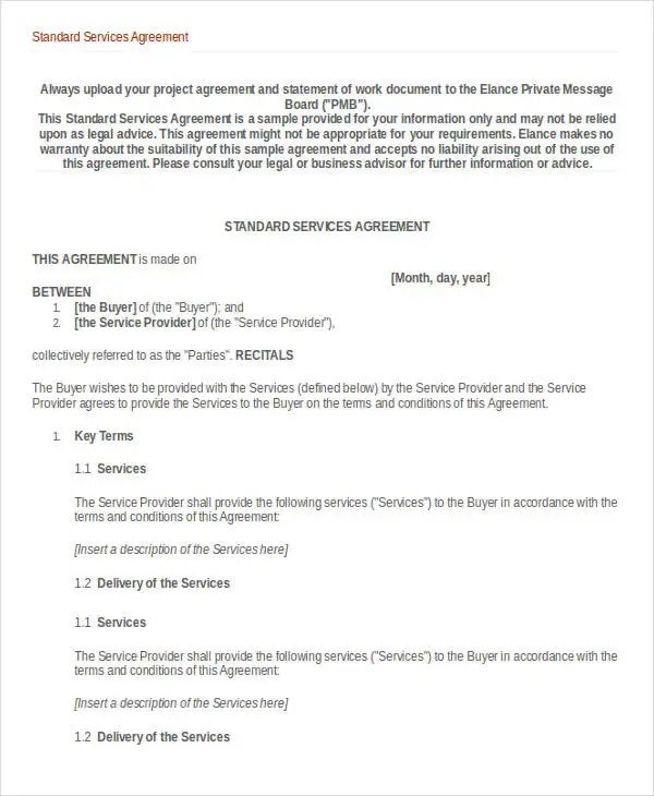 Videography Contract Template. analyze end user license agreement ...