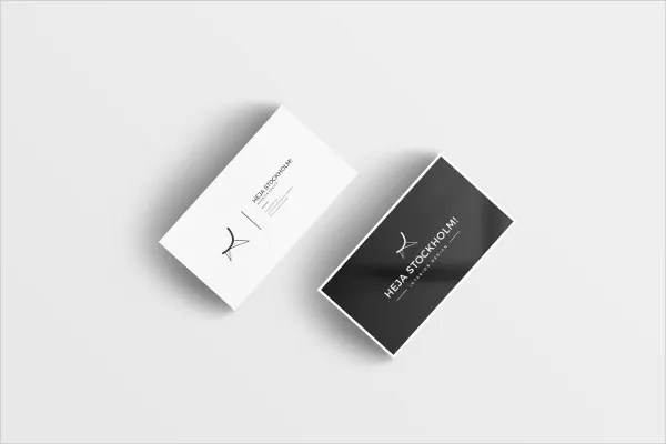 Printable Business Card Template Free Printable Business Card     Free Business Card Templates Free PSD Vector AI EPS Format   Printable  business card template