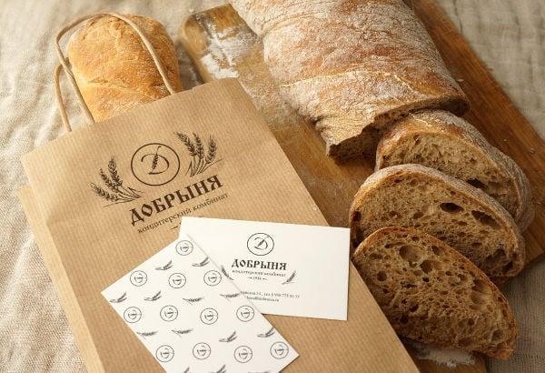 18 Beautiful Bakery Branding Mockups PSD AI Vector