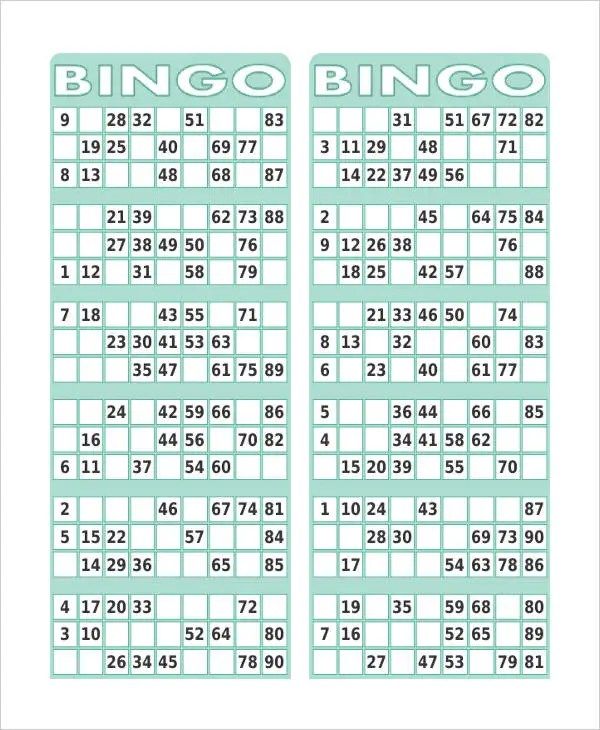 picture about Free Printable Bingo Cards 1 75 identify Printable 1 90 Range Bingo Card Generator