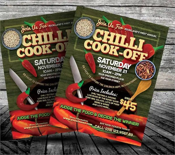 15 Cooking Flyers Word PSD AI EPS Vector Free Amp Premium Templates