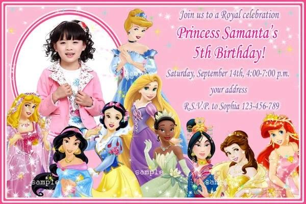 11 Disney Invitation Designs Templates Psd Ai Free