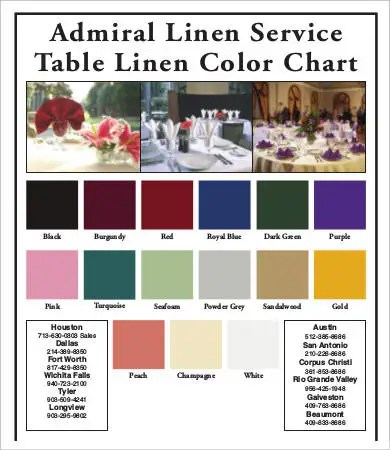 Table Chart Template 7 Free Word PDF Documents Download Free Amp Premium Templates
