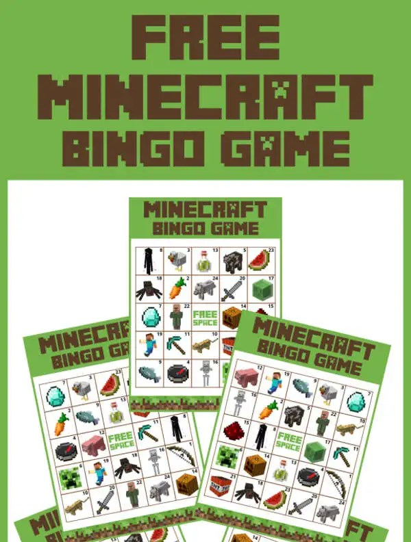 minecraft printable images # 43