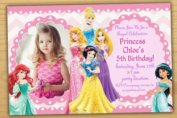 printable birthday invitation templates