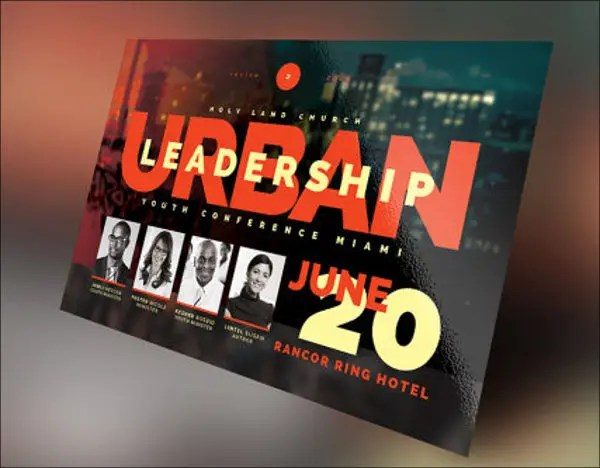 14 Best Conference Flyer Designs PSD AI InDesign Free Amp Premium Templates