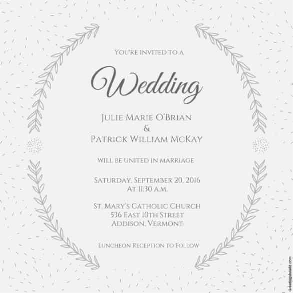 Hindu Wedding Invitation Cards Screenshot
