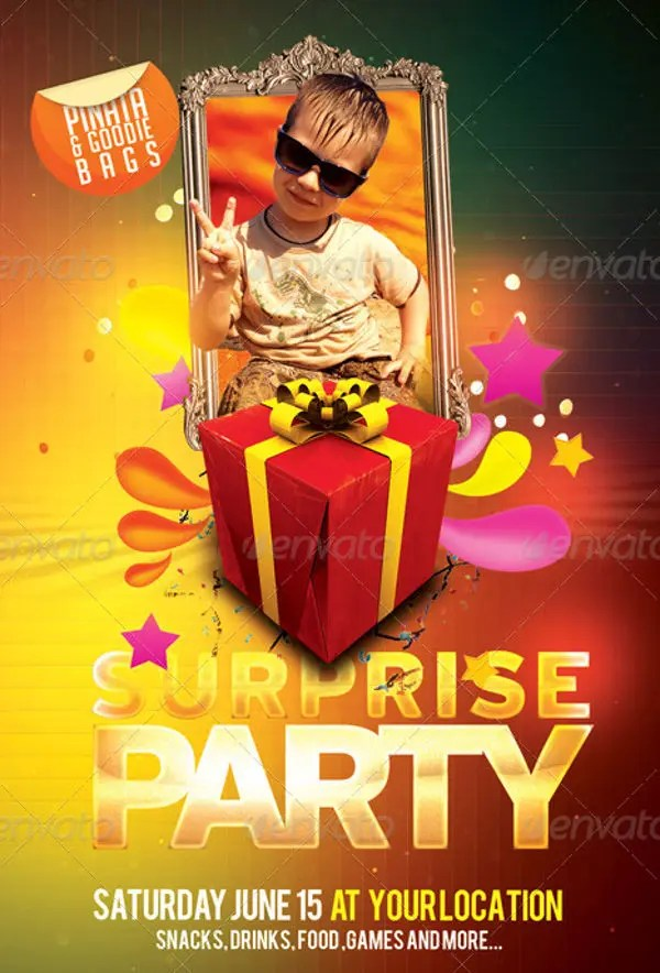 18 Birthday Party Flyers PSD Word AI EPS Vector Free Premium Templates