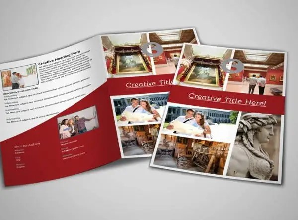 9 Museum Brochure Templates Word PSD AI Free Premium Templates