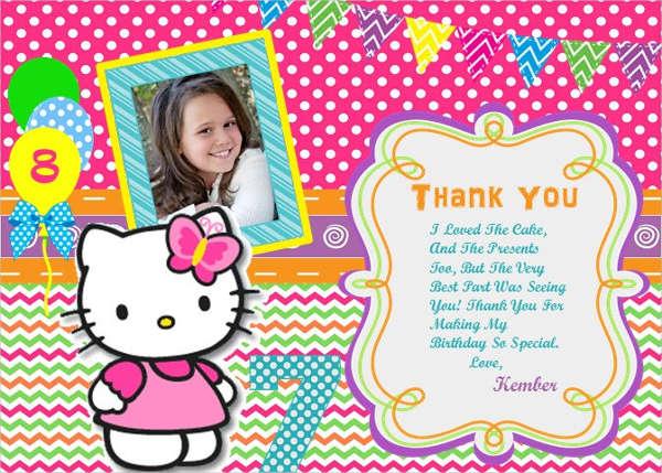 11 hello kitty photo invitations