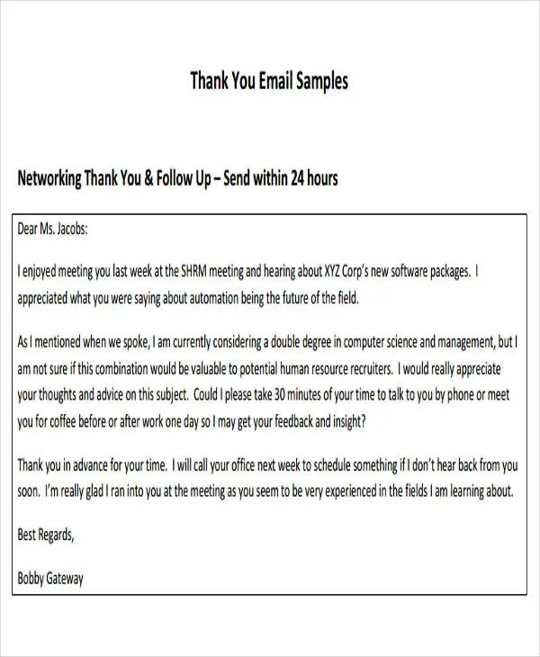 meeting minutes email template