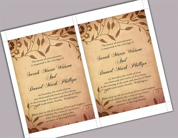 Bridal Shower Invitations Hosted