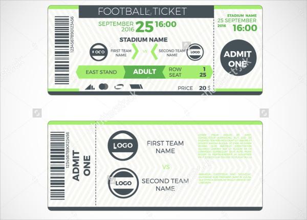 16 Sports Ticket Templates PSD AI Vector EPS Free Amp Premium Templates