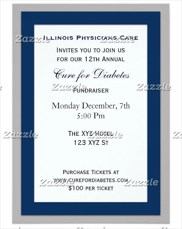 Corporate Party Event Invitation