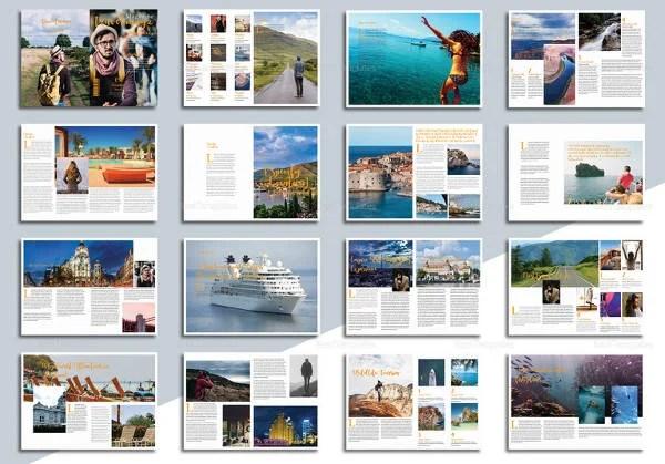 Travel magazine layout template myvacationplan magazine layout template 16 free psd vector eps png format maxwellsz