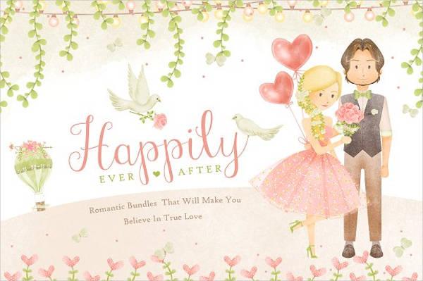 70 Wedding Invitation Designs Word Psd Ai Indesign