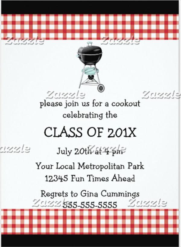 Graduation Invitation Templates Free Premium