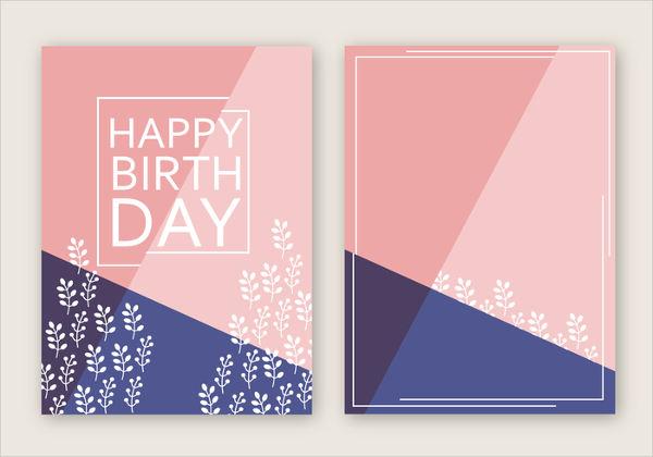 Sample Birthday Cards Free Amp Premium Templates